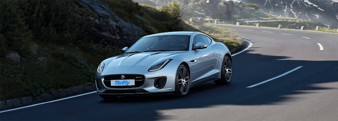 Luxury and Elite car hire with Jaguar