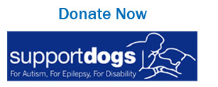 Donate Now - supportdogs - For Autism, For Epilepsy, For Disability