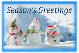 Season's Greetings from Thrifty Car & Van Rental