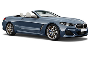 BMW M850i Convertible