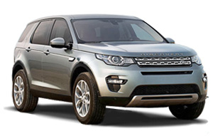 LANDROVER DISCOVERY SPORT **Coming April**
